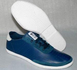 Adidas Q20200 Plimsole 3 LEA Leder Schuhe Ortholite Lauf