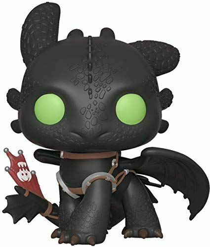 Funko Pop Movies Toothless How to Train Your Dragon 3