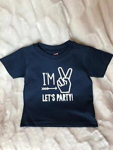 Image Is Loading Boy Birthday Shirt Girl Custom Any
