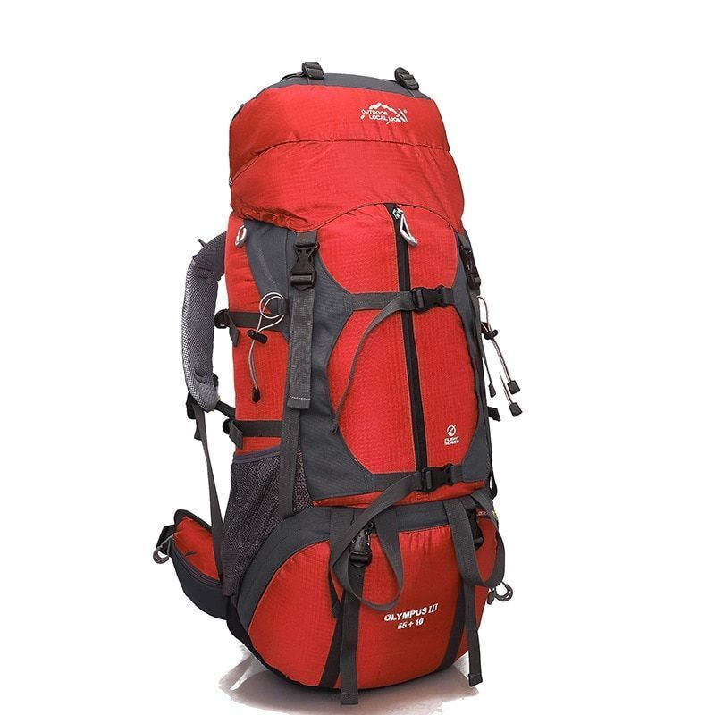 Backpack Bag Outdoor Hiking Travel Camping Shoulder Waterproof Tactica... - s l1600