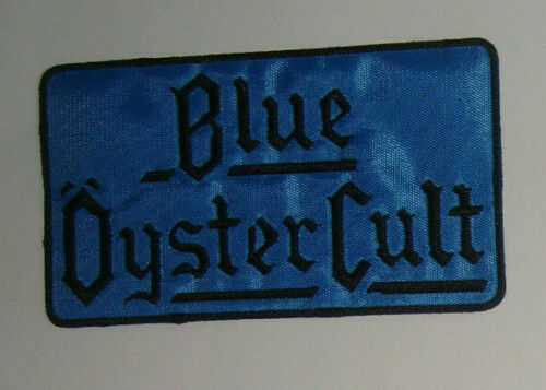 BLUE OYSTER CULT OZZY QUEENSRYCHE CLOVEN HOOF NIGHT RANGER Embroidered PATCH