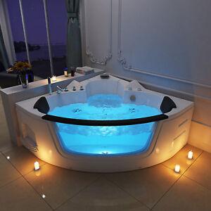 Jacuzzi Whirlpool Bath Jacuzzi.Details About New 2019 Amalfi Whirlpool Corner Bath Jacuzzi Jets 1520mm Acrylic Spa Rl 6155