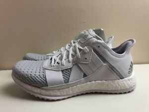 9dee75756 Adidas Pure Boost ZG Trainer Running Mens UK 8 EUR 42 White S76725 ...