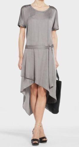 BCBG MAX AZRIA ANGELIKA CINDER HIGH-LOW DRESS Size XXS