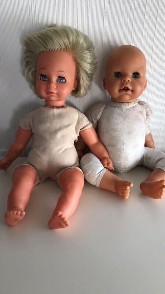 Andet, Gotz dukke og zapf creation dukke