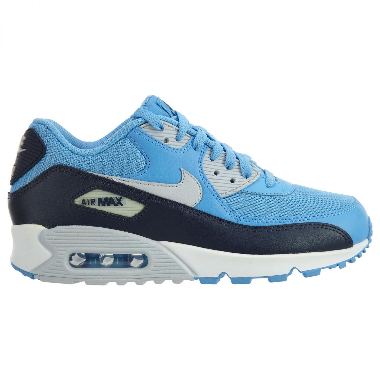 "meet ae20f 9e495 Nike air max 90 essenziale Uomo 537384-416 university blue scarpe scarpe  scarpe taglia 7. """