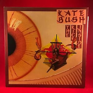 KATE-BUSH-The-Kick-Inside-1978-UK-first-issue-vinyl-LP-EXCELLENT-CONDITION