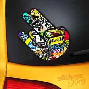 JDM-STICKER-BOMB-SHOCKER-Funny-Car-Bumper-Window-Vinyl-Decal-VW-HONDA-EURO-DUB