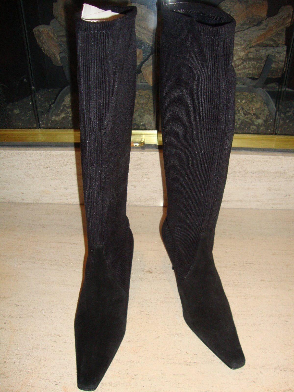 fino al 60% di sconto STYLISH SUEDE AND CORDUROY stivali BY CASADEI CASADEI CASADEI  bellissima