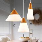 Glass Pendant Light Bar Chandelier Lighting Kitchen Lamp Modern Ceiling Lights