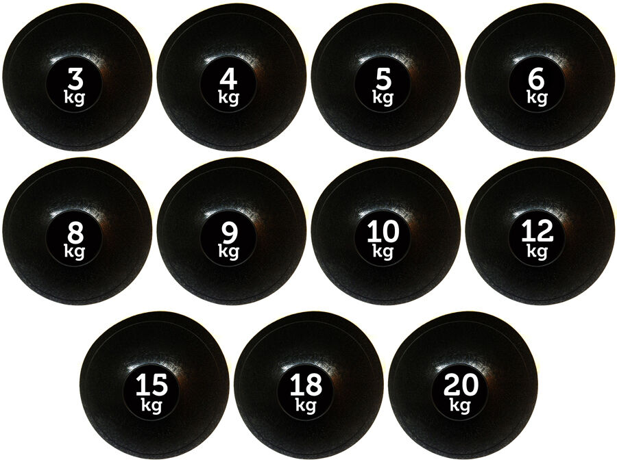 FXR SPORTS NO BOUNCE SLAM BALL CROSSFIT MMA FITNESS STRENGTH TRAINING WORKOUT