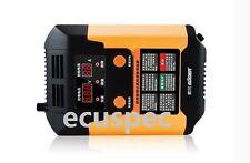 12V/24V Car motorcycle smart Lead acid battery charger Digital display AC 220V