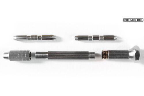 TAMIYA 74050 Porte-mèches 0.1-3.2mm - Fine Pin Vise D