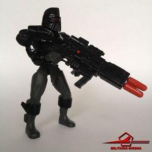 Battlestar Galactica Cylon Centurion Stealth Droid (black) Trendmasters 1996 Xdql45kj-07162502-524611704