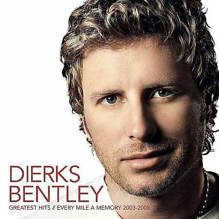 Greatest Hits: Every Mile a Memory by Dierks Bentley (CD, May-2008, Capitol...