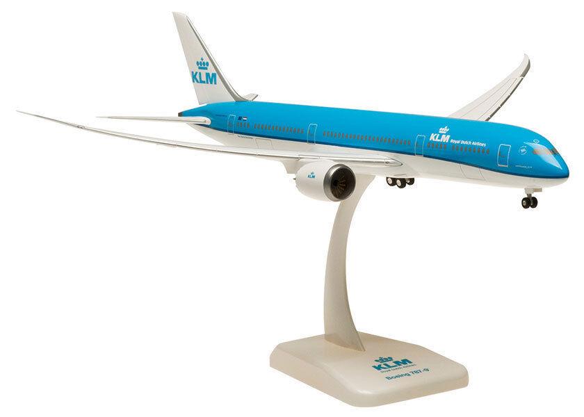 KLM Boeing 787-9 1 200 HOGAN Wings 10130 b787 Dreamliner b787-9 NUOVO OVP Dutch