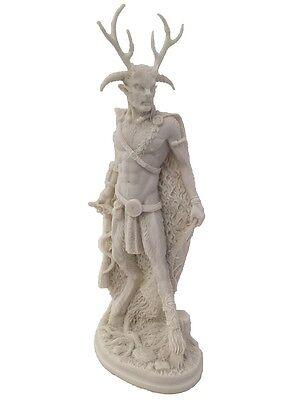 Cernunnos Celtic God Statue Sculpture Figure - WE SHIP WORLDWIDE ! - GIFT BOXED