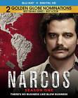 Narcos: Season 1 (Blu-ray Disc, 2016, 3-Disc Set)