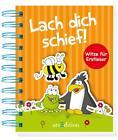 Lach dich schief! von Ute Löwenberg (2014, Ringbuch)