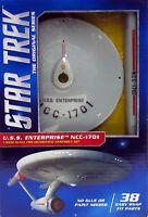 Polar Lights 1/1000 Pre-decorated Star Trek U.s.s. Enterprise Pol936 936