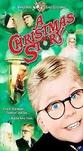 Une histoire de Noël (vhs, 1999, Clam Shell)