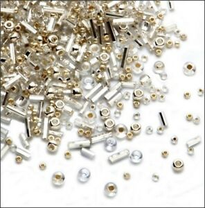 Czech-Glass-Seed-and-Bugle-Bead-Mercury-Mix-500