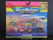 Micro Machines 10 Years 1996 , # 35 Racers 5 Pc. Set MOMC DUPLICATE Set # B