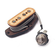 Four string / 4 Pole Cigar Box Guitar Pickup, Banjo