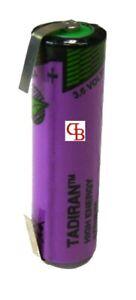 SL360-T-Tadiran-Lithium-3-6-Volts-AA-2-4Ah-T2-Languettes