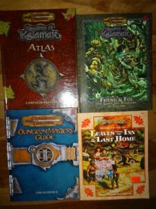 Kalamar, DragonLance - NEW unused Condition (AD&D, D&D, TSR)