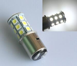birne ba20d sockel 12v smd 24 led lampe gl hlampe roller motorrad deutsche post ebay. Black Bedroom Furniture Sets. Home Design Ideas