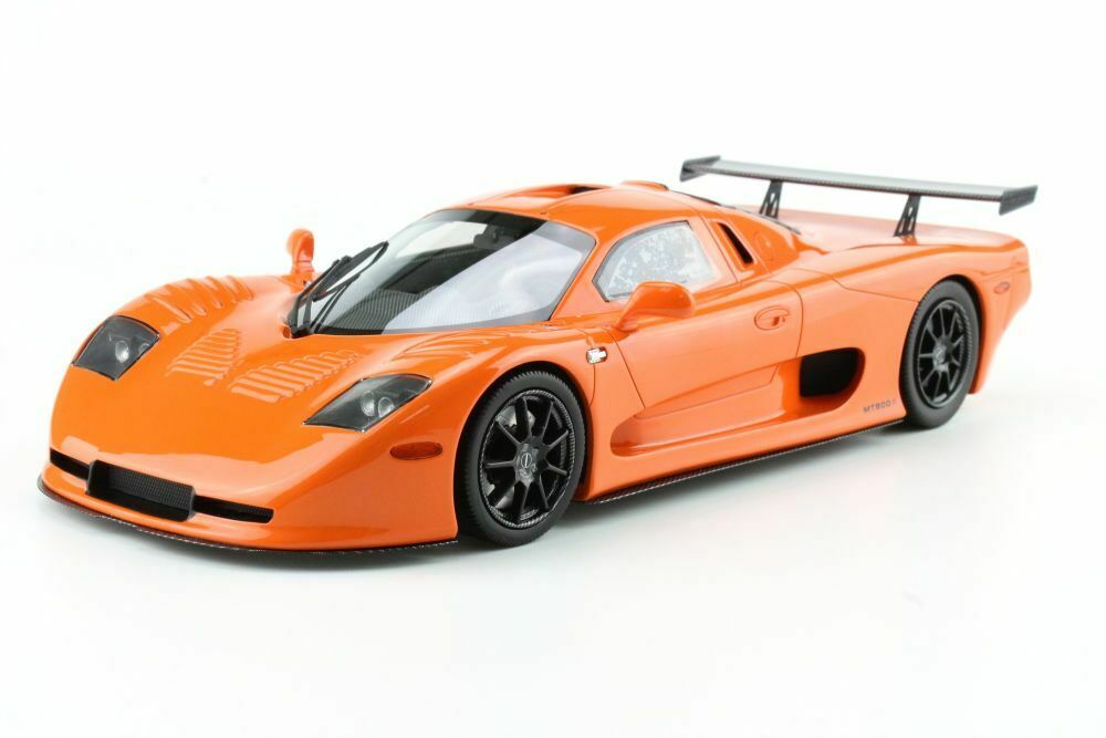 Top Marques 046A Mosler MT 900, Pearl Orange 1 18
