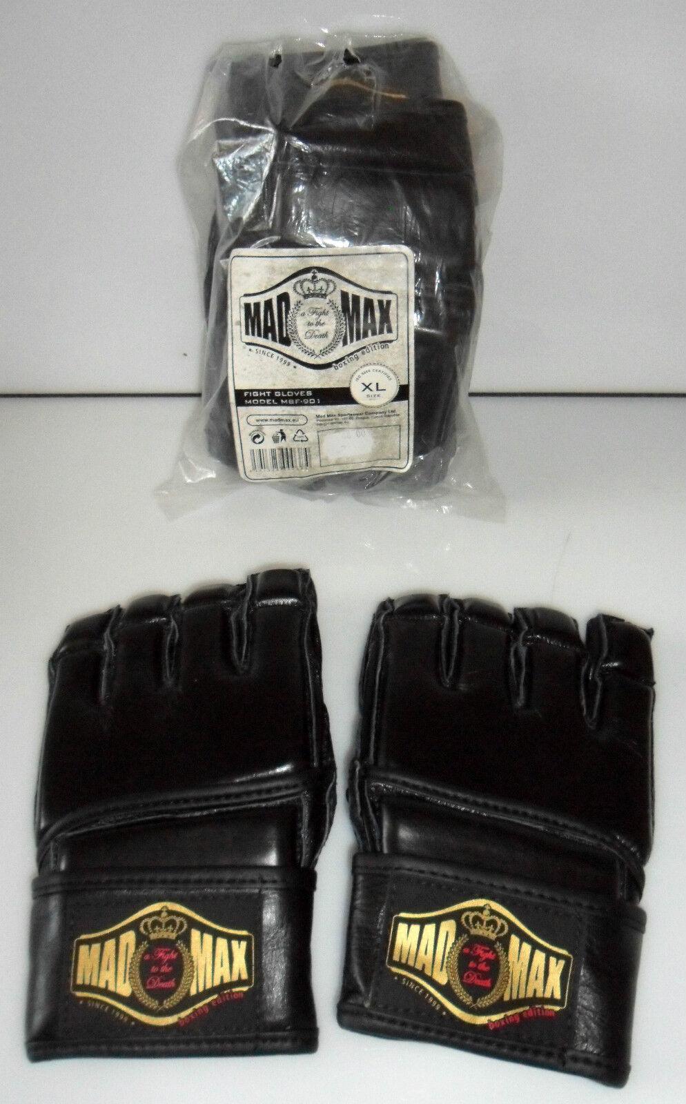 Guanti arti marziali boxe MAD Edition MAX Boxing Edition MAD model MBF-901 fight gloves d0542b