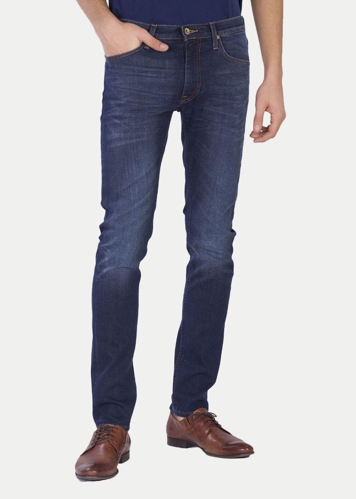 Lee® LUKE Slim Taperot Stretch Jeans True Authentic - 30 30  SRP    Neue Sorten werden eingeführt    Online-verkauf    Düsseldorf Eröffnung