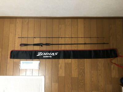 Shimano ZODIAS 164L-BFS//2 Light bass fishing baitcasting rod 2020 model