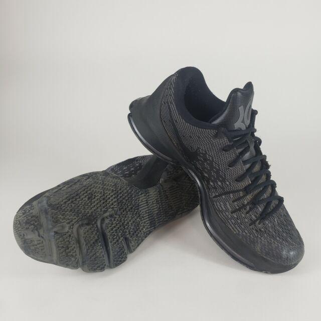 Nike KD 8 VIII Blackout Mens Basketball