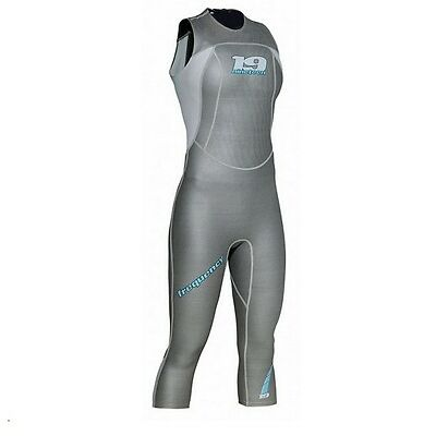 Nineteen Womens Frequency Speed Skin Wetsuit, NEW