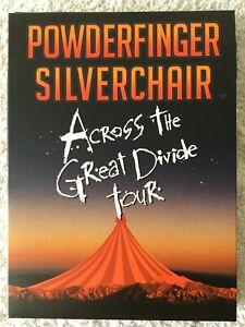 Powderfinger-Silverchair-Across-The-Great-Divide-Tour-3-DVD-Region-0-FREE-POST