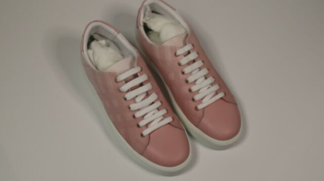 Leather Sneaker 37.5 Pink