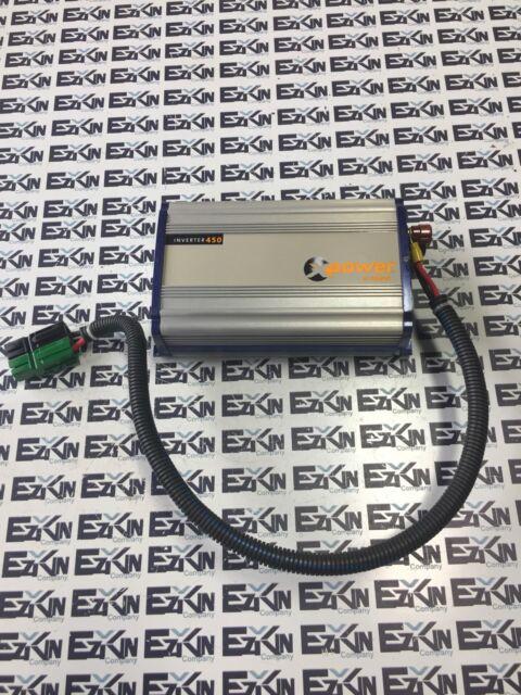 Xantrex 8510451 XPOWER 450 Inverter on