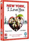 York I Love You DVD 2011 Region 2