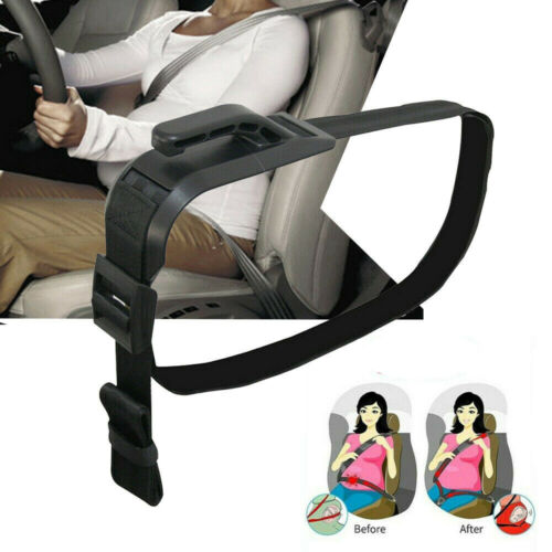 Comfort /& Safety Pregnancy Seat Belt Protect Unborn Baby /& Maternity Moms Belly