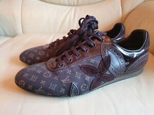 Louis VUITTON Damen Sneaker Turnschuhe Schuhe Größe 37.5 UK 4.5 US 7.5 Original