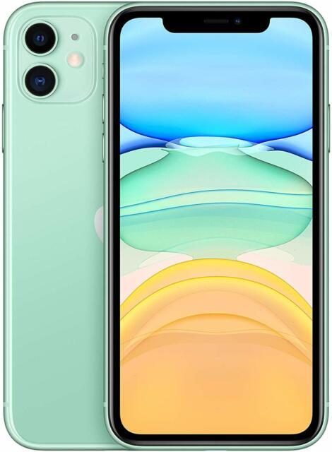 Apple IPHONE 11 64GB Italia Vert LTE Neuf Original Smartphone Ios