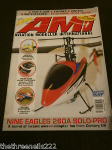 AVIATION-MODELLER-INT-NINE-EAGLES-260A-SOLO-PRO-MAY-2010