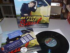 OTST : Season 1 - Better Call Saul - LTD Edition 180g black LP audiophile Vinyl