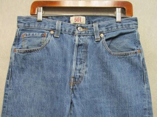 501 Levi's Jeans D7443 Fade bottes W Tueur 32x31 Hommes Fentes 5v6RRn8