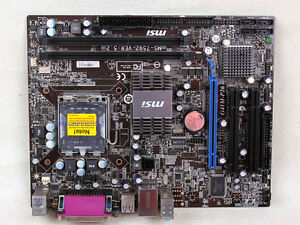 DOWNLOAD DRIVER: MSI MS 7592 MOTHERBOARD AUDIO