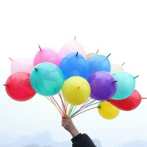 100pcs-Latex-Link-O-Loon-Linking-Balloons-Wedding-Party-Decor-Kids-Toy-Gift