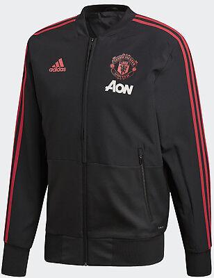 *clearance Adidas Mens 18/19 Manchester United Training Jacket Ein Kunststoffkoffer Ist FüR Die Sichere Lagerung Kompartimentiert
